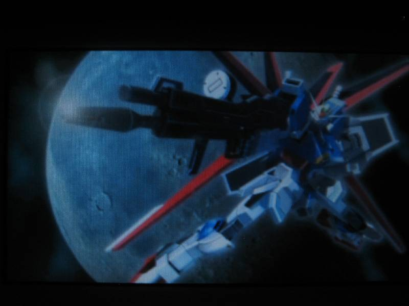 Gundam vs Gundam screenshot