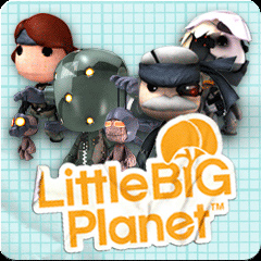Little Big Planet x Metal Gear Solid