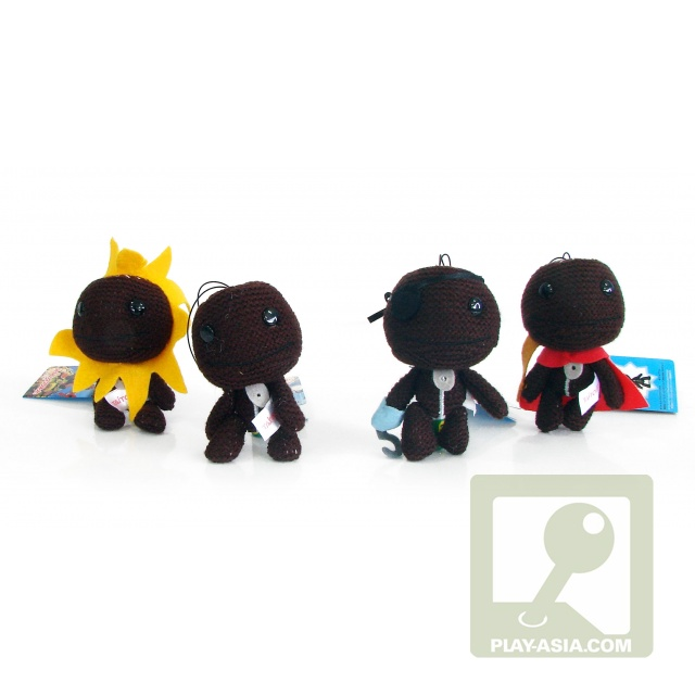 LittleBigPlanet plush dolls