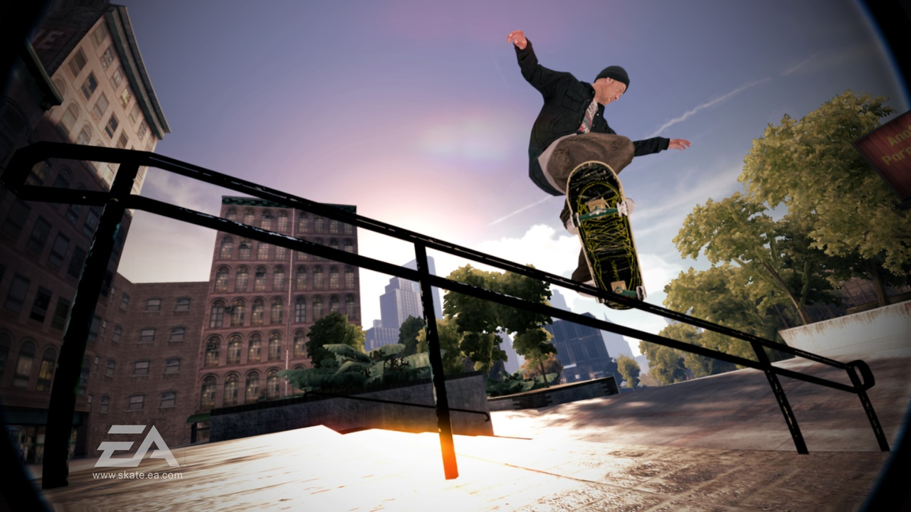 Skate 2 Playstation 3 Demo Review The Web Tech Reviews