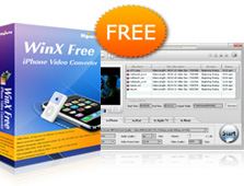 WinX Free Iphone Video Converter