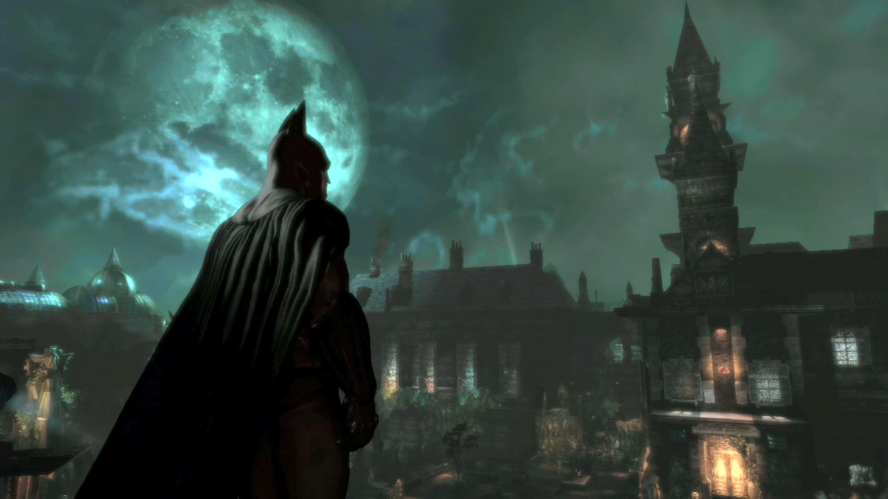 حصريا لعبة Batman: Arkham Asylum2009