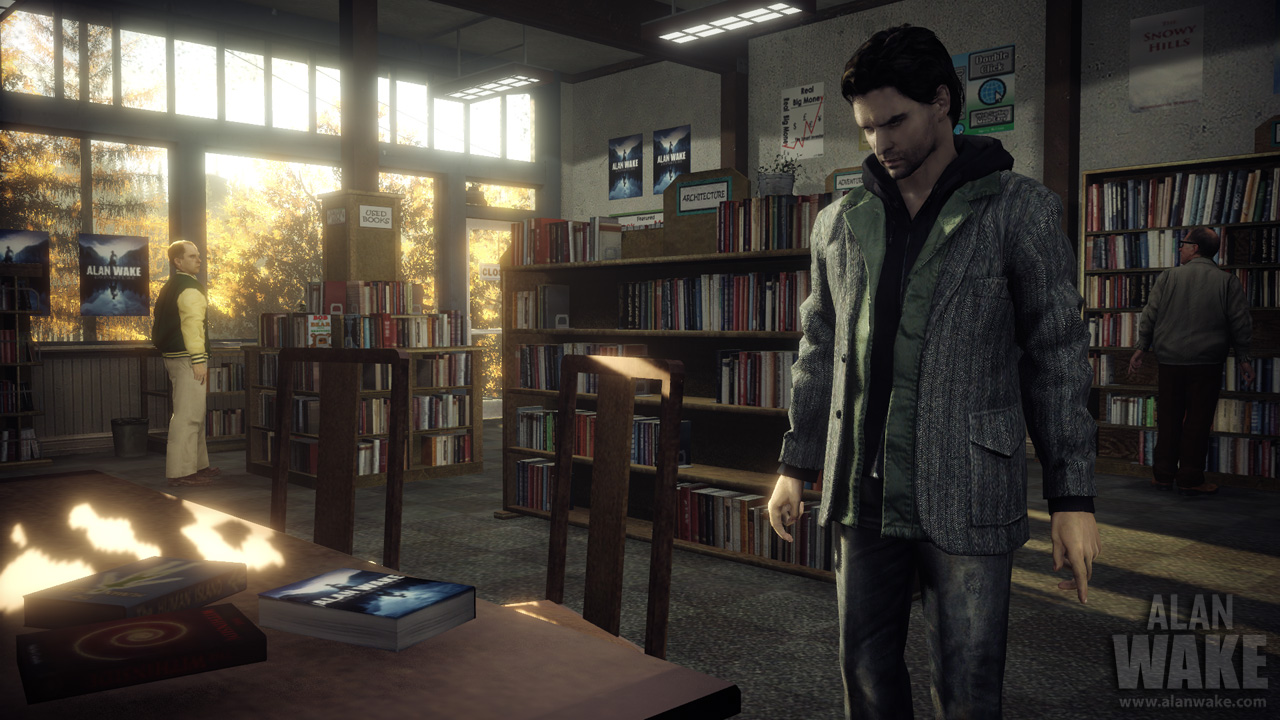 The Return Of Alan Wake Is Important To The Future Of ...