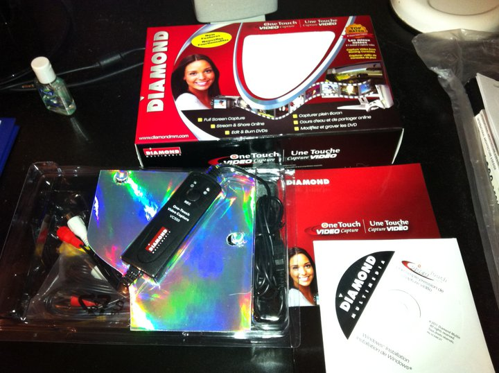 Diamond Multimedia VC500 one touch video capture