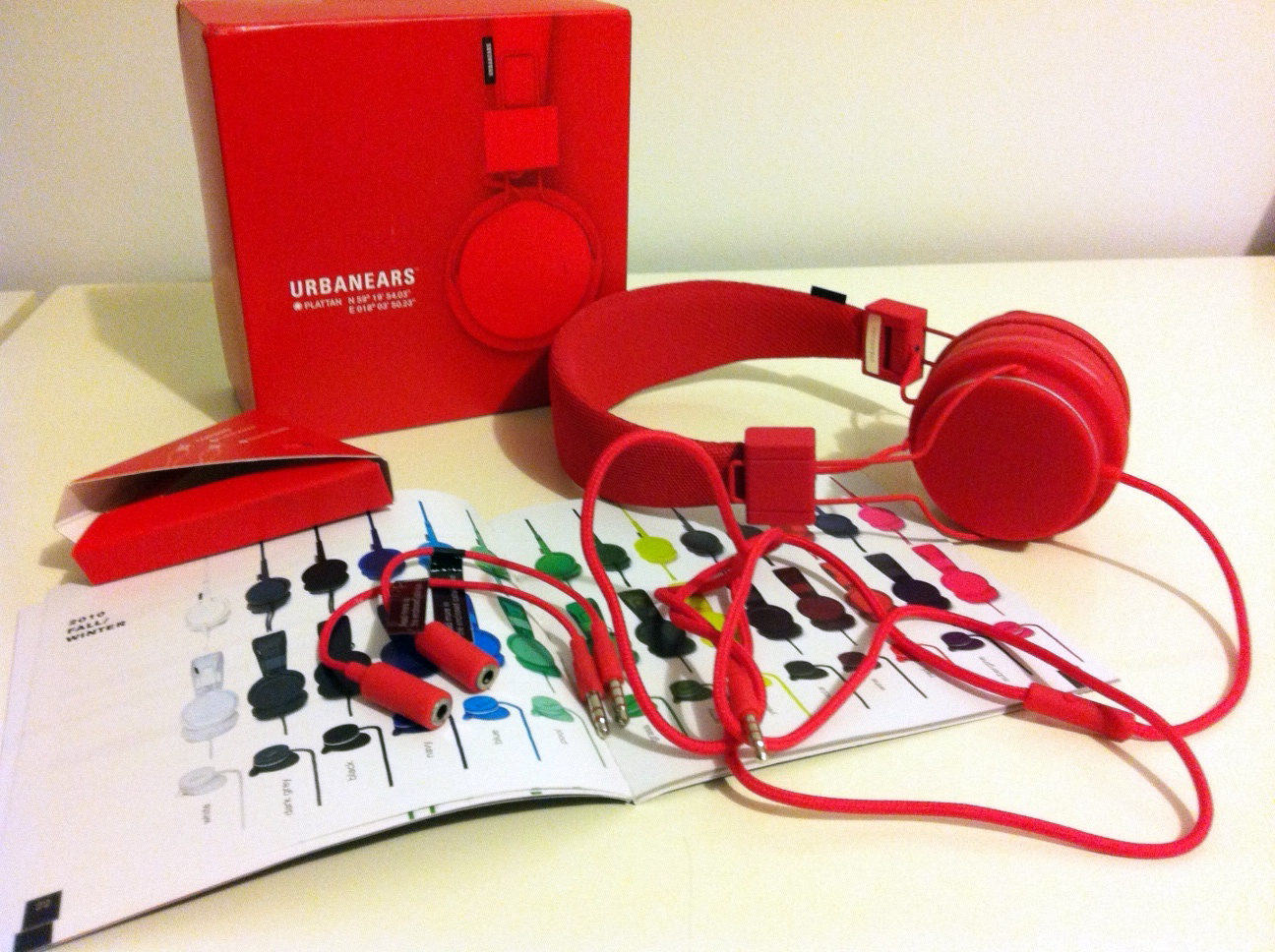 Headphones review - Urbanears PLATTAN headphones